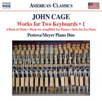 ジョン・ケージ: 2台のキーボードのための作品集 第1集