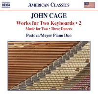 ジョン・ケージ: 2種の鍵盤楽器のための作品集 第2集