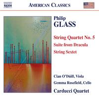 フィリップ・グラス: 弦楽四重奏曲第5番/「ドラキュラ」から組曲