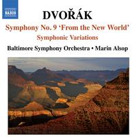 ドヴォルザーク: 交響曲第9番「新世界より」