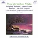 オペラ間奏曲&前奏曲集/オンドレイ・レナールト(指揮)/スロヴァキア放送交響楽団