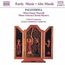 パレストリーナ: 教皇マルチェルスのミサ/ミサ曲「永遠のキリストの恵み」/ジェレミー・サマリー(指揮)/オックスフォード・カメラータ