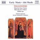 バード: 4声のミサ曲/5声のミサ曲/他/ジェレミー・サマリー(指揮)/オックスフォード・カメラータ