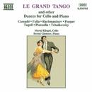 ル・グラン・タンゴ(チェロとピアノのための舞曲集)/ベルント・グレムザー(ピアノ)/マリア・クリーゲル(チェロ)
