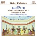 ブローウェル: ギター音楽作品集 第3集/グレアム・アンソニー・デヴァイン(ギター)