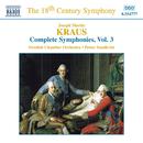 クラウス: 交響曲集 第3集/ペッテル・スンドクヴィスト(指揮)/スウェーデン室内管弦楽団