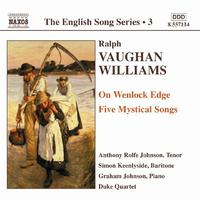 ヴォーン・ウィリアムズ: 英国歌...