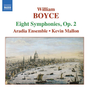 ボイス: 交響曲第1番-第8番 Op. 2/ケヴィン・マロン(指揮)/アラディア・アンサンブル