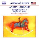 コープランド: 交響曲第3番/ビリー・ザ・キッド/ジェイムス・ジャッド(指揮)/ニュージーランド交響楽団