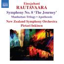 ラウタヴァーラ: 交響曲第8番「旅」/他/ピエタリ・インキネン(指揮)/ニュージーランド交響楽団