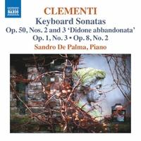 クレメンティ: 鍵盤のためのソナタ集