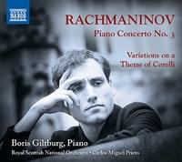 ラフマニノフ: ピアノ協奏曲第3番/他