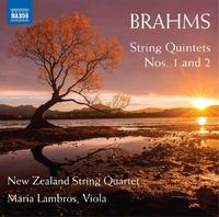 ブラームス: 弦楽五重奏曲第1番 & 第2番