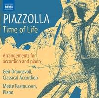 ピアソラ: アコーディオンとピアノのための編曲集