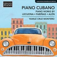 キューバのピアノ作品集