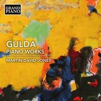 グルダ: ピアノ作品集