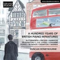 英国ピアノ小品の100年