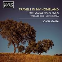 ポルトガルのピアノ作品集