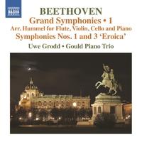 ベートーヴェン: グランド・シンフォニー集 第1集 - J.N.フンメルによるフルート、ヴァイオリン、チェロとピアノ編