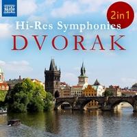 ドヴォルザーク ハイレゾシンフォニー - 交響曲第6番-第9番「新世界」(2枚組)