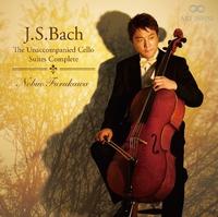 バッハ: 無伴奏チェロ組曲(全曲)/古川展生(チェロ)