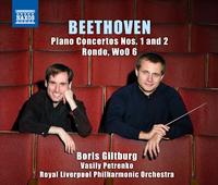 ベートーヴェン ピアノ協奏曲第1番/第2番/ロンド WoO 6