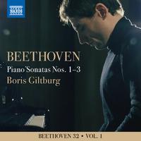 ベートーヴェン: ピアノ・ソナタ第1番 - 第3番