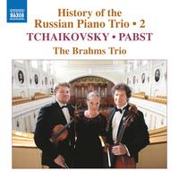 ロシア・ピアノ三重奏曲の歴史 第2集 チャイコフスキー/パブスト