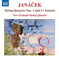 ヤナーチェク: 弦楽四重奏曲第1番&第2番
