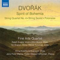 ドヴォルザーク: ボヘミアの精神 弦楽四重奏曲集 第9集