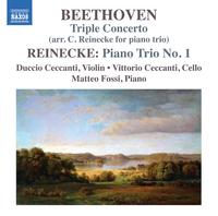 ベートーヴェン: 三重協奏曲(C.ライネッケによる三重奏曲編)