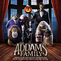 ハイレゾ/The Addams Family (Original Soundtrack)