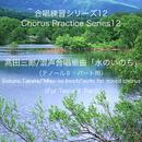 合唱練習シリーズ12 髙田三郎/混声合唱組曲 「水のいのち」 (テノール2パート用)/石山正明