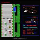 MSX RACING SPIRIT サウンドトラック (MSX版)/コナミ矩形波倶楽部