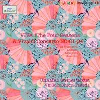 ViVa The Four Seasons DSD(A.Vivaldi Concerto NO-1_NO-04)/UNAMAS Strings Sextet