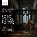 Britten: Solo Cello Suites/Jamie Walton