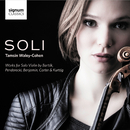 SOLI: Works for Solo Violin by Bartók, Penderecki, Benjamin, Carter and Kurtág/Tamsin Waley-Cohen