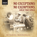 No Exceptions, No Exemptions/Robin Tritschler, Malcolm Martineau