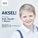 Aksel! Arias by Bach, Handel and Mozart/Aksel Rykkvin, Nigel Short, Orchestra Of The Age Of Enlightenment