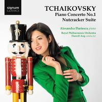 チャイコフスキーより「ピアノ協奏曲」「くるみ割り人形」