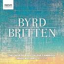 Byrd | Britten/ケンブリッジ大学・ジーザス・カレッジ合唱団, マーク・ウィリアムズ指揮