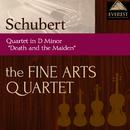 シューベルト:弦楽四重奏曲 第14番 ニ短調 「死と乙女」/Fine Arts Quartet