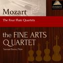 モーツァルト:フルート四重奏曲/Members of the Fine Arts Quartet / Samuel Baron, Flute