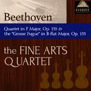 ベートーヴェン:弦楽四重奏曲 第16番 ヘ長調 op.135, 大フーガ Op.133/The Fine Arts Quartet