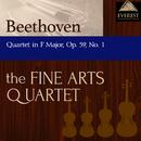 ベートーヴェン:弦楽四重奏曲 第7番 ヘ長調ラズモフスキー第1番 op.59-1/The Fine Arts Quartet