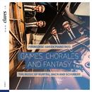 Games, Chorales & Fantasy/フランソワーズ=グリーン・ピアノ・デュオ