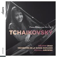 チャイコフスキー:ピアノ協奏曲第1番&第2番