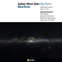 blue tone italian west side big band 音楽ダウンロード 音楽配信