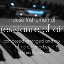 resistance of air/e-komatsuzaki