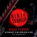 NINJA TERROR/ALPHASHOT、MC KAN×KUN & DBB